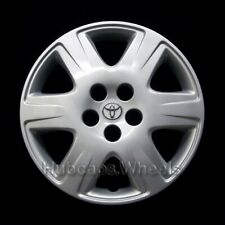 Hubcap For Toyota Corolla 2005 2008 Oem Factory 15 In Wheel Cover Silver 61133 Fits Toyota