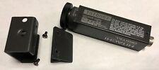 HITACHI KP-D8 Industrial Cigar Camera kpd8 NF Mount-c-cs Adapter+Bracket Mint