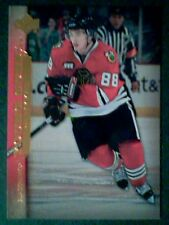 PATRICK KANE  07/08 AUTHENTIC YOUNG GUNS ROOKIE CARD  SP