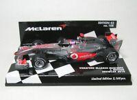 McLaren Mercedes No. 1 J. Button Formel 1 Showcar 2010