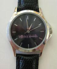Disney Pirates of the Caribbean Watch Wristwatch Black Purple Move Seconds Hand