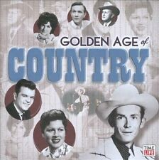 TIME LIFE - Golden Age Of Country: Waltz Across Texas (2 CD Set) NEW / Sealed
