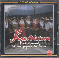 CD  69  KURDISTAN  VOCI E SUONI DI UN POPOLO IN LOTTA