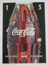 Coca-Cola 1995 Calendar - NEW  FREE SHIPPING