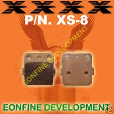 XS8 BRAKE PADS for YAMAHA YFZ450 YFM 350 400 600 660