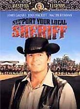 Support Your Local Sheriff (DVD, 1968, Western Legends) JAMES GARNER