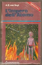 A.E.Van Vogt L'IMPERO DELL'ATOMO Ciclo completo Armenia 1978 Blisterato
