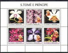 Santo Tomé 2003 orquídeas/flores/Marilyn Monroe/personas/personalidades 6 V m/s n36979