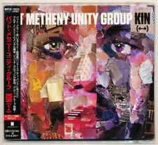Pat Metheny Unity Group - Kin / Japan CD / Trifold Cardboard Sleeve / Rare! NEW!