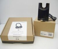 Plantronics Voyager UC Focus B825 Bluetooth Headband PC Headset + Charge Stand