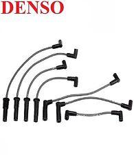 DENSO Spark Plug Ignition Wire Set For Jeep Comanche 4.0L 1991-1992