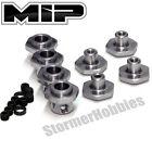 MIP Slash 4x4 17mm Hex Adapter Kit (4) Traxxas Slash 4x4 & 1/10 Rally MIP10115