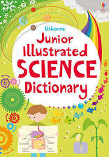 Books:  Junior Illustrated Science Dictionary