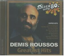 CD - DEMIS ROUSSOS - Greatest hits -  collection   - new