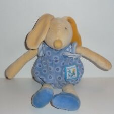 Doudou Lapin Moulin Roty Collection Lise et Lulu