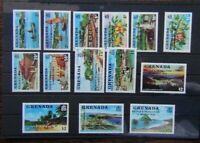 Grenada 1980 set to $10 MNH SG1040 - SG1054
