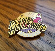 PLANET HOLLYWOOD 1994 LONDON PIN, New