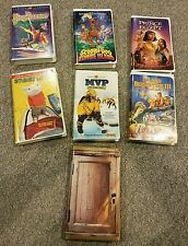 7 Family Movies, Stuart Little, Scooby-Doo, Indian in the Cupboard w/key & more