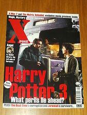 XPOSE #78 BRITISH MAGAZINE VISUAL IMAGINATION APRIL 2003 HARRY POTTER 3 X-MEN 2