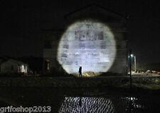 TORCIA LED RICARICABILE 800 LUMENS 4800W SOS TATTICA MILITARE T6 LUCE ZOOM