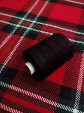 TC Highland Bagpipes Joint Hemp/Scottish Bagpipe & Practice Chanter Hemp Black