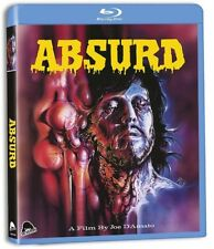 Absurd [New Blu-ray] With CD, 2 Pack