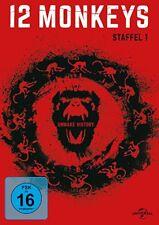 4 DVD-Box ° 12 Monkeys ° Staffel 1 ° NEU & OVP