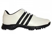 Adidas Golflite 4 NWP WD UK 7 Wide Fit White & Black Brand New Golf Shoes