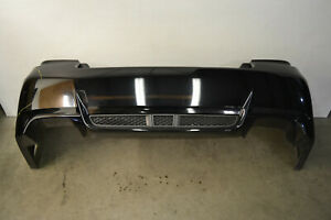 Subaru Impreza WRX STI Rear Bumper Cover Trim Black Sedan Oem 2011-2014