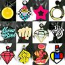 Fashion Jewellery Girls Boho Big Acrylic Party Studs Dangle Earrings For Women