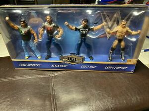 WWE Mattel Elite Collection Hall Of Fame WCW Nitro Notables Wrestling Action Fig
