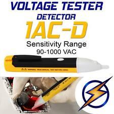 Non-Contact Sensor Tester Pen LED 90-1000V Voltage Detector Ac Electric Power