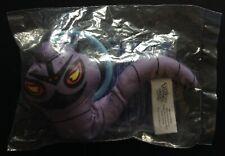 Arbok Burger King Plush Keyring Pokemon World 2000 SEALED - Save £2 Multi-buy