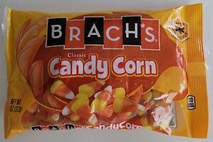 NEW 2021 Stock Brach's Classic Candy Corn 11 oz Bag FREE WORLDWIDE SHIPPING