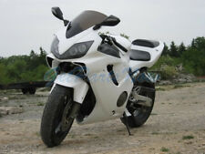Injection Glossy White Fairing Fit for 2001-2003 Honda CBR600 F4i 2001 2002 x28