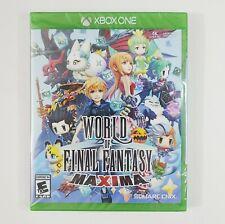 New listing World of Final Fantasy Maxima • Xbox One • Brand New, Sealed