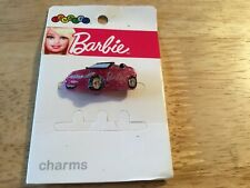Barbie Glitter Convertible Shoe Crocs Charms Genuine Jibbitz Rare