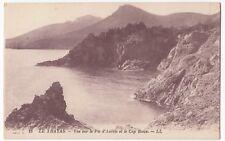 France; Le Trayas, Vew Of Aurele Peak & Cape Roux PPC By Levy, LL 18, Unposted