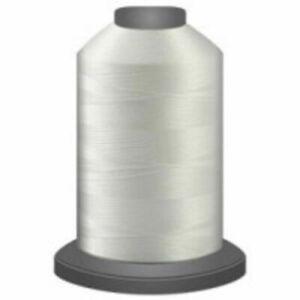 "Glide Thread ""White""-5,500 Yard Spool-100% Polyester"