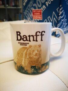 Starbucks BANFF Global Icon Cup Mug