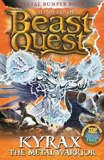 Beast Quest: Kyrax the Metal Warrior by Adam Blade (2017)