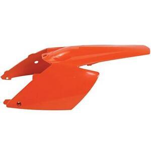 KT04021-127 UFO Orange Rear Fender w/Side Panels 08-11 KTM 450/530