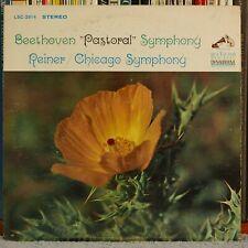 BEETHOVEN - PASTORAL Symphony / REINER / RCA LSC-2614 NM