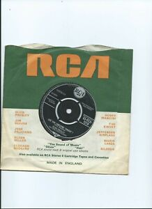 ELVIS PRESLEY 45 Are You Lonesome Tonight RCA 1960