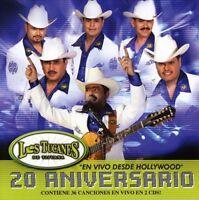 Los Tucanes de Tijuana - 20 Aniversario [New CD]