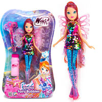 "Doll Winx Club ""Sirenix Fairy Bubbles"" Bloom 27 cm"