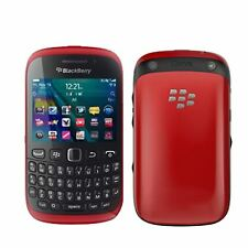 BlackBerry Curve 9320 Red Unlocked Smartphone Mobile Phone New Condition