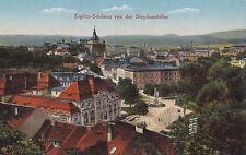 AK-Teplitz-Schönau-von der Stephanshöhe-1930