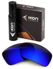 Polarizados Ikon lentes de repuesto para Maui Jim Peahi Mj-202 - azul intenso