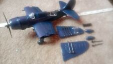 CURTISS SBC HELLDIVER (A) 1/48 SCALE SPARES OR REPAIR PART BUILT